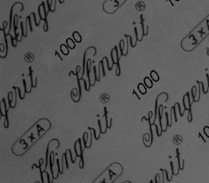 Асбестовый прокладочный материал Клингерит Klingerit