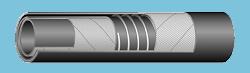 Рукава напорно-всасывающие резинотканевые обмоточной конструкции с металлическими спиралями ТУ 38 30591-97