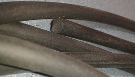 Шнуры резиновые ТУ 38 305127-98